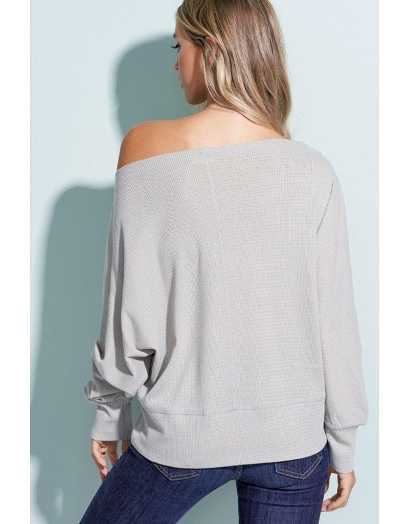 Off shoulder top