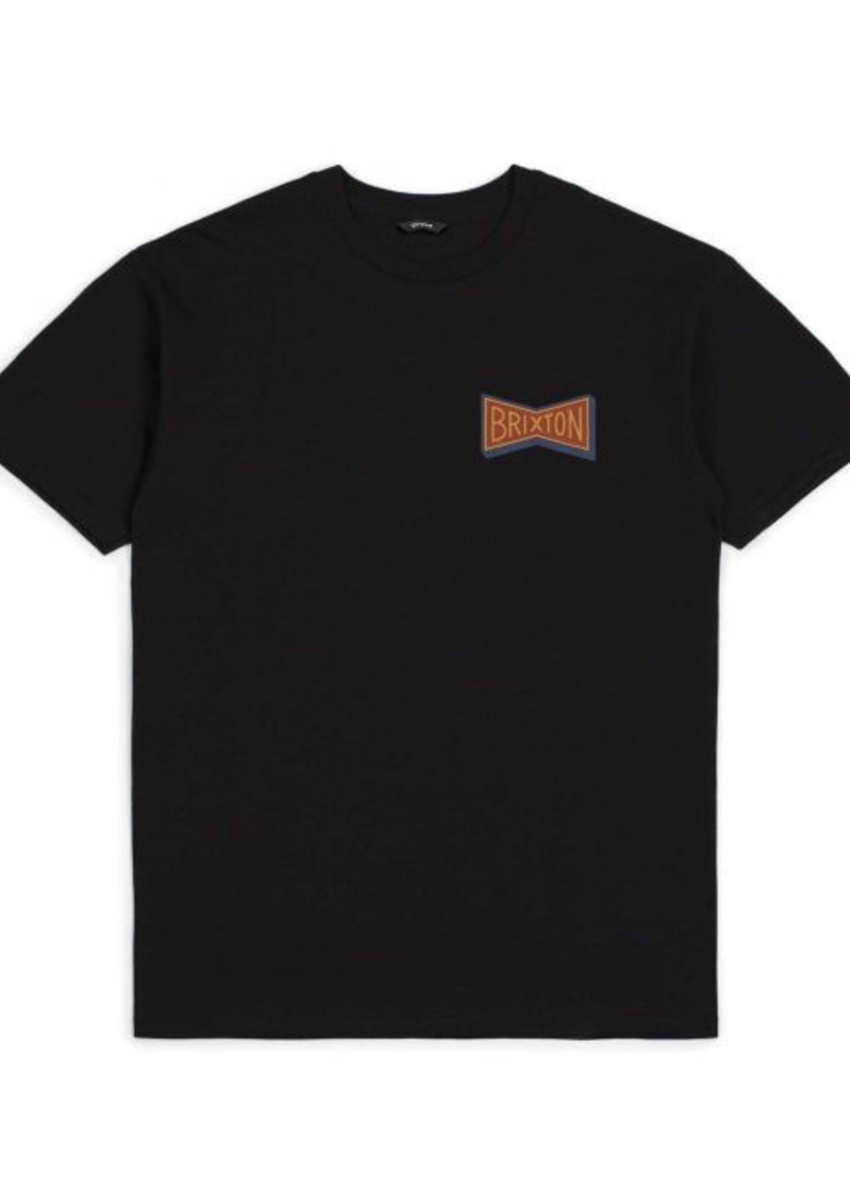 Brixton Ironclad Tee - Black