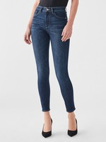 DL1961 Farrow High Rise Ankle Skinny - Graham