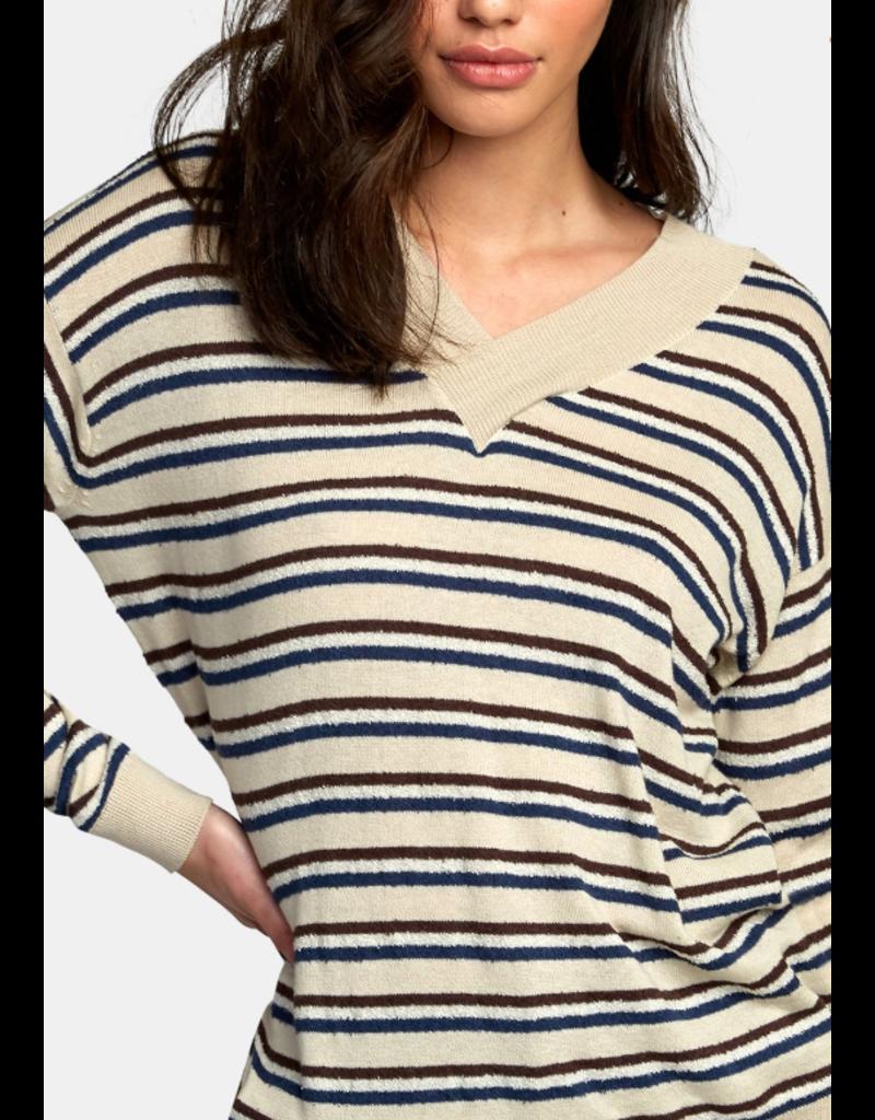 RVCA Abundant Sweater - Oatmeal