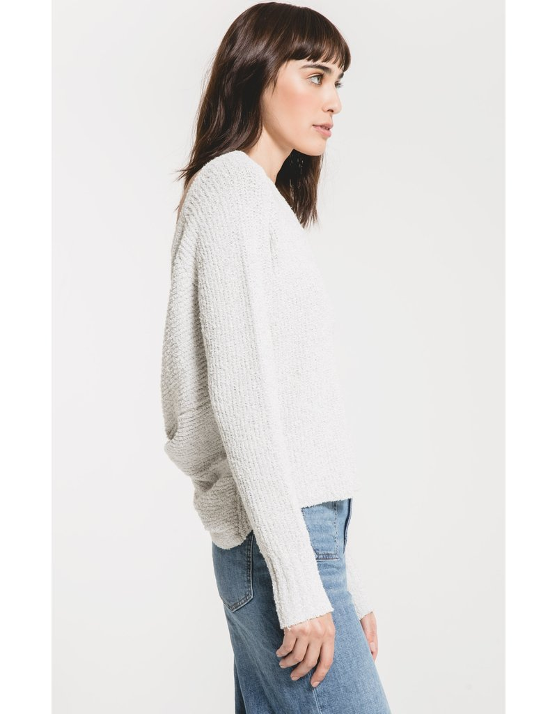 Rag Poets San Remo Sweater - Grey