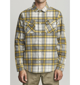 RVCA Panhandle Flannel - Yellow