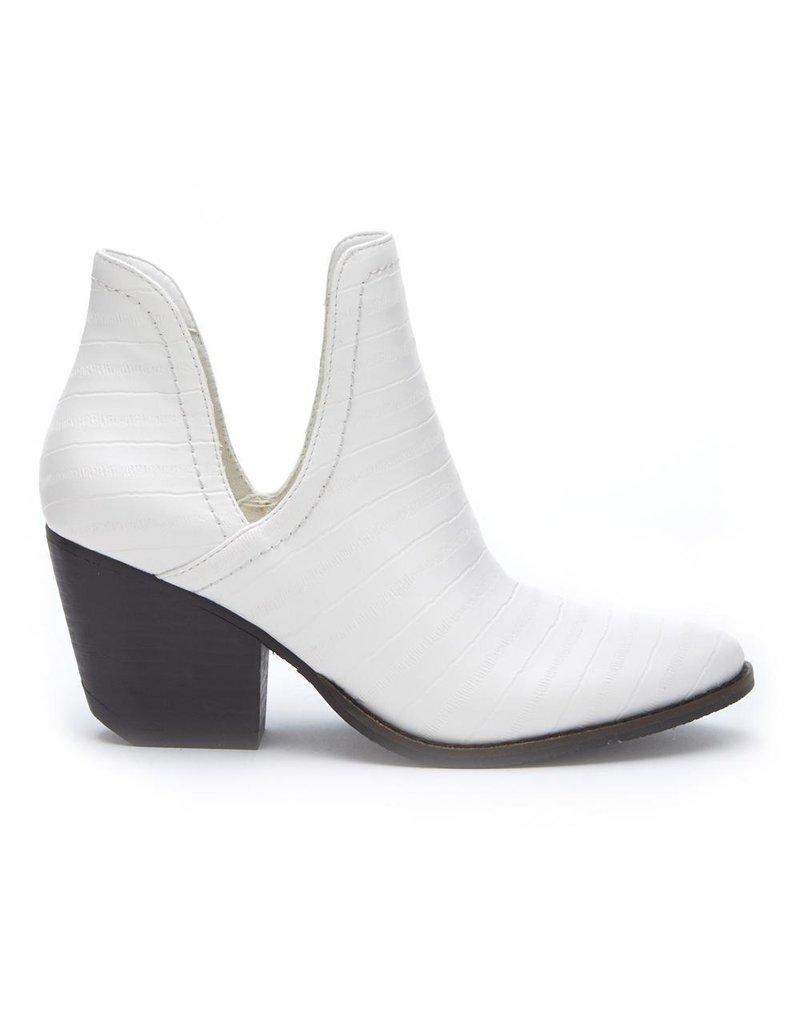 Matisse Trader Bootie - White