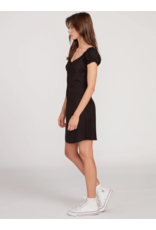 Volcom Window Cactus Dress - Black
