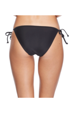 Body Glove Smoothies Side Tie Bottom - Black