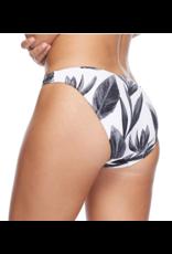 Body Glove Black/White Bikini Bottom - Black