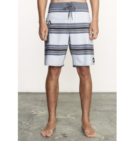 RVCA Uncivil Stripe Trunk - Smoke