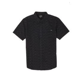 Billabong All Day SS Woven - Black