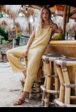 Billabong Run Wild Jumpsuit - Pineapple