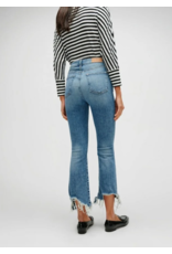 7 for All Mankind Highwaist Slim Kick - Sloan Vintage