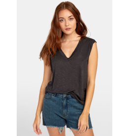 RVCA Myers Top- Black