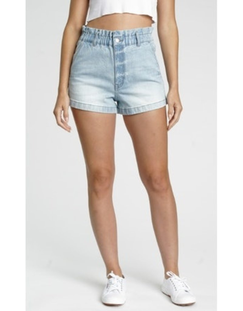 Daze Paper Bag Shorts - Know it all