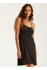Billabong Flirt Much Dress - Black