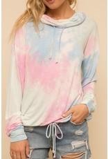 Soft Tie Dye Pullover