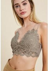 Crochet Padded Bralette