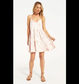 Kona Hazy Dress - Pink Champagne