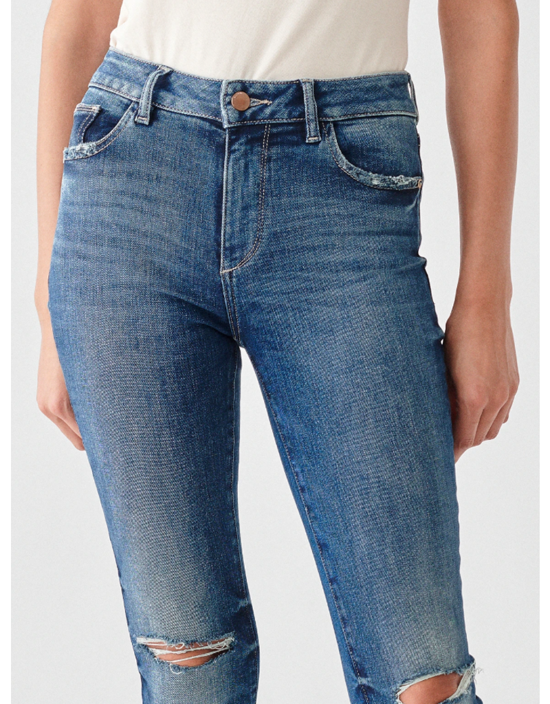 DL1961 Florence Mid-Rise Cropped - Prospect