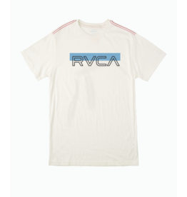 RVCA Laird SS Tee - Antique White