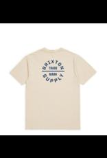 Brixton Oath short sleeve - Vanilla