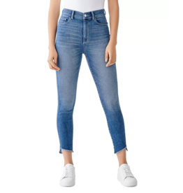 DL1961 Farrow Cropped High Rise Skinny - Portage