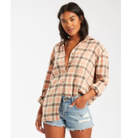 Billabong Easy Movin 2 - Ash Rose