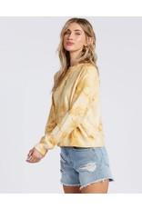 Billabong Sun Shrunk Fleece - Gold