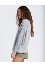 Billabong First Start Fleece - Grey