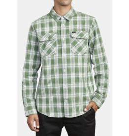 RVCA That'll Work Flannel - Green