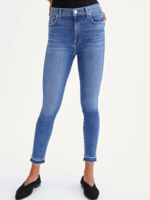7 for All Mankind Highwaist Ankle Skinny - Court Street