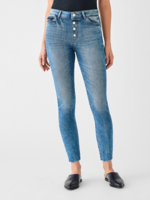 DL1961 Farrow High Rise Ankle Skinny - Dogwood