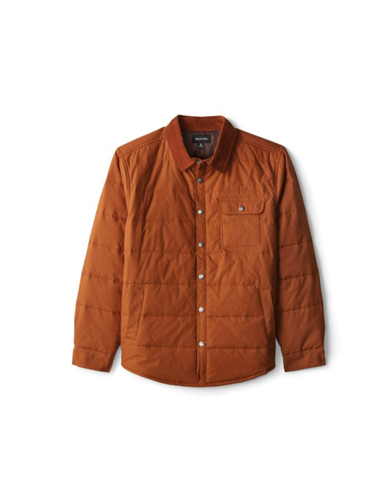 Brixton Cass Jacket - Copper