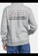 RVCA Transmission Hoodie - Grey
