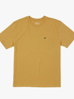 RVCA Solo Label SS Tee - Honey Mustard