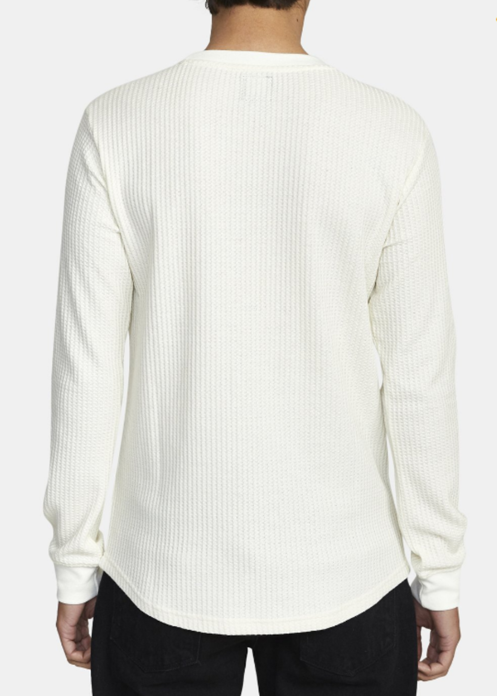 RVCA Day Shift Thermal - Antique White