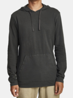 RVCA Pigment Hooded Tee - Black