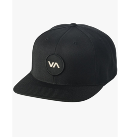 VA Patch Snapback - Black