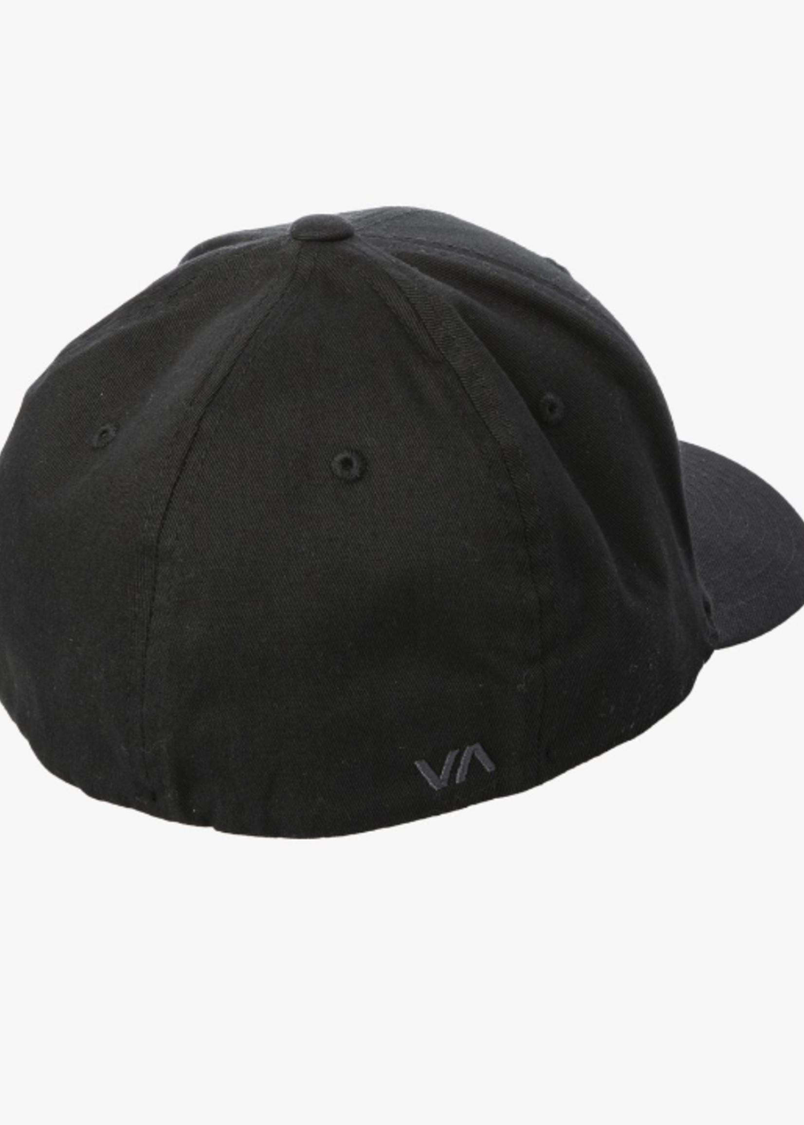 RVCA RVCA Flex Fit - Black