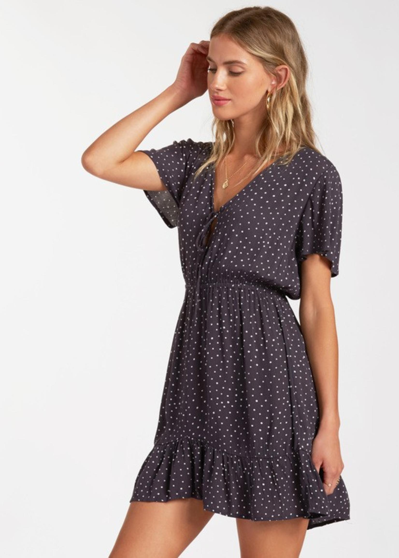 Billabong Day Trippin Dress - Black