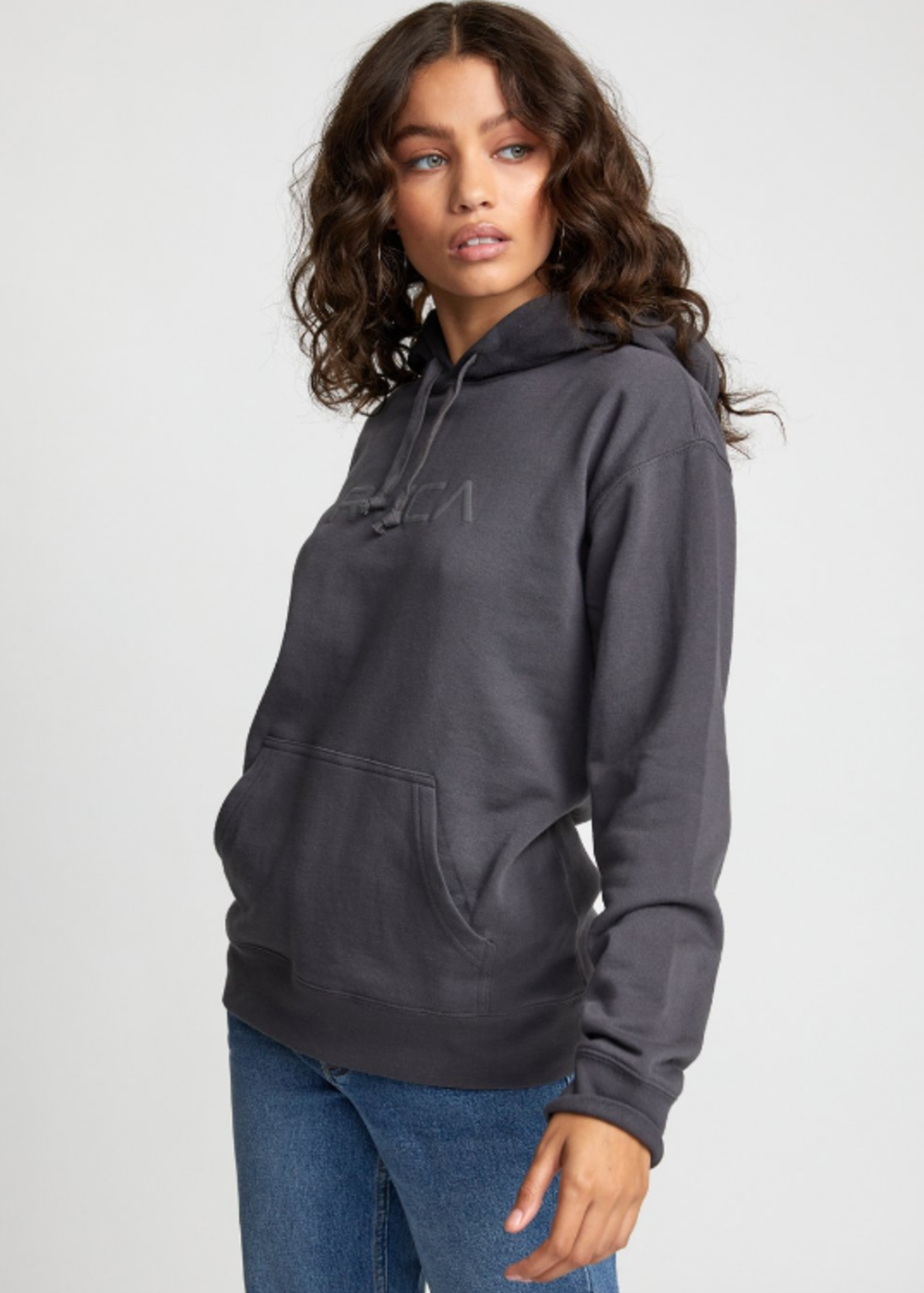 RVCA RVCA Pullover Hoodie - Charcoal