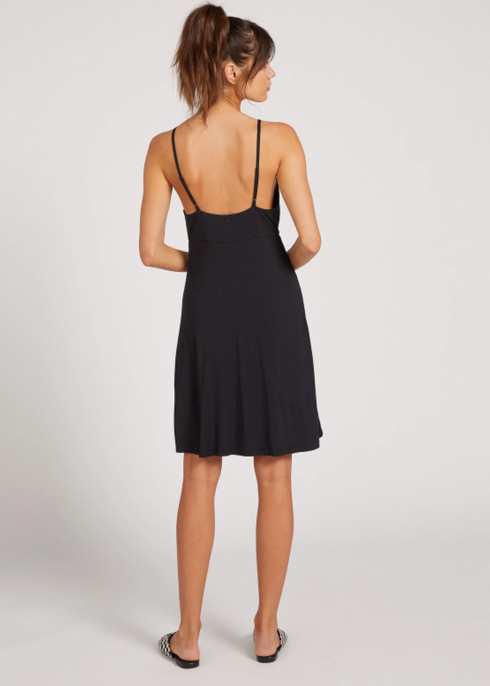 Volcom Mr. Twister Dress - Black