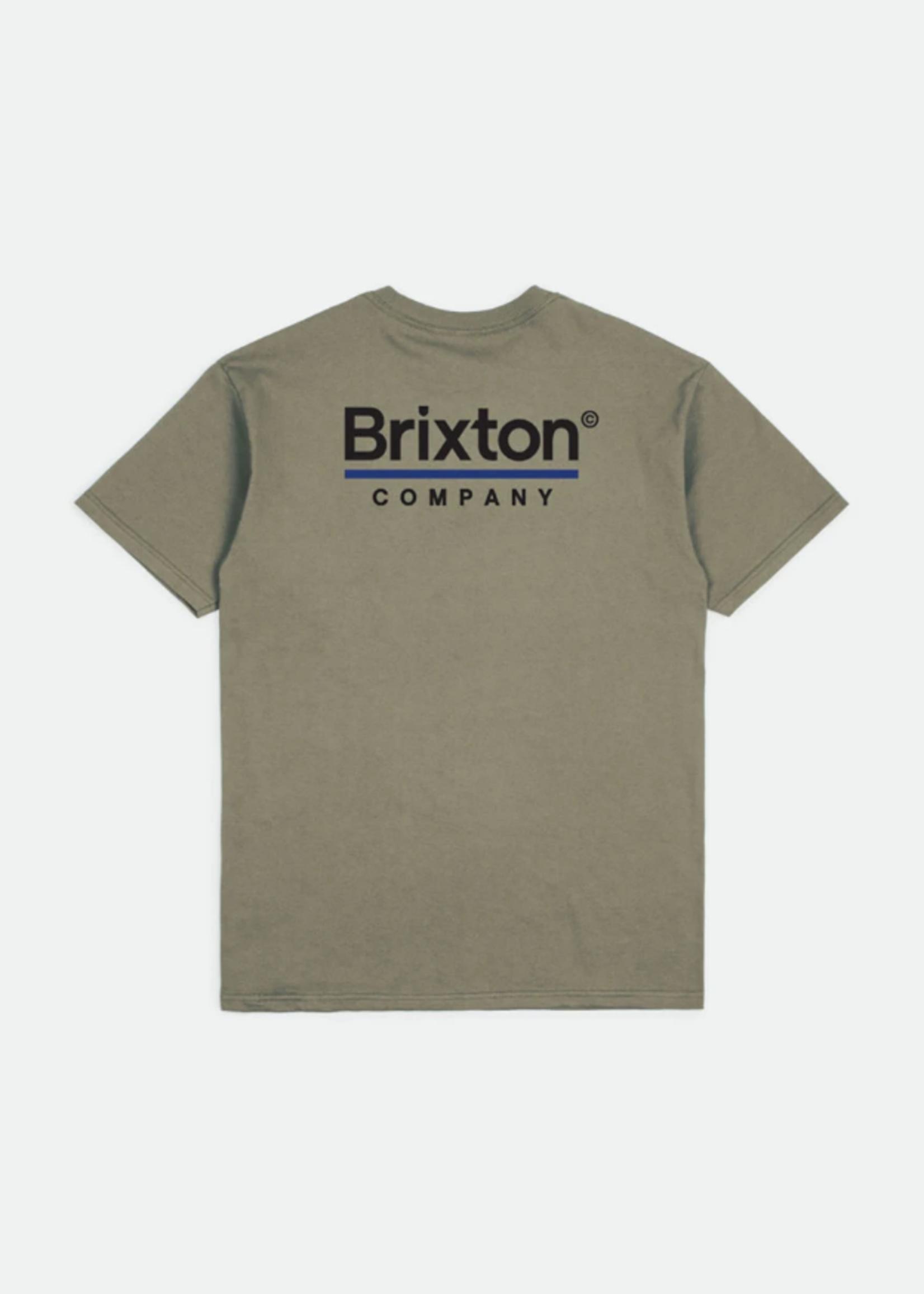 Brixton Palmer Line - Worn Olive