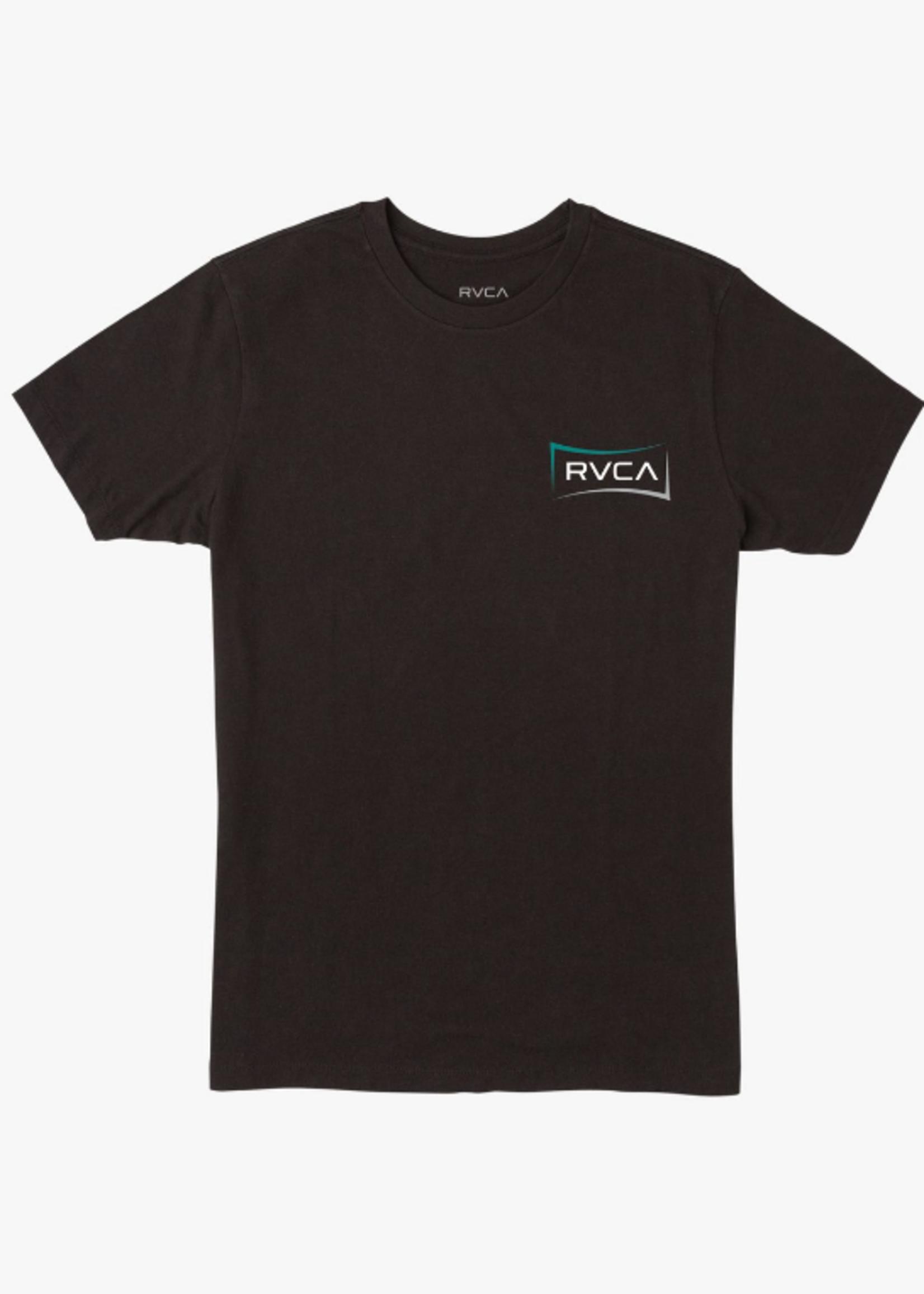 RVCA Return SS Tee - Black