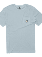 Vissla Medallion Organic Cotton Tee - Blue