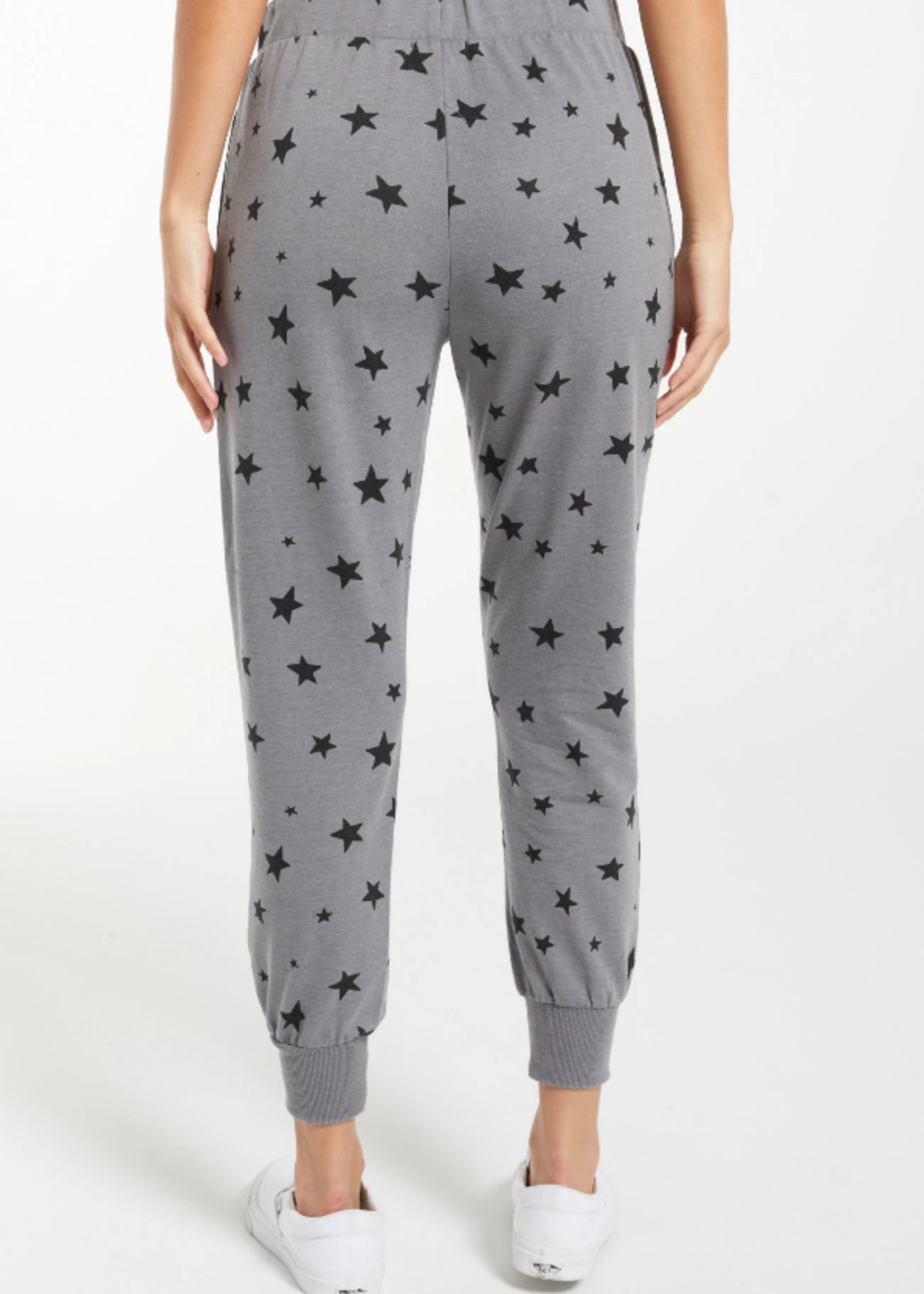 Z Supply Rio Star Jogger - Charcoal