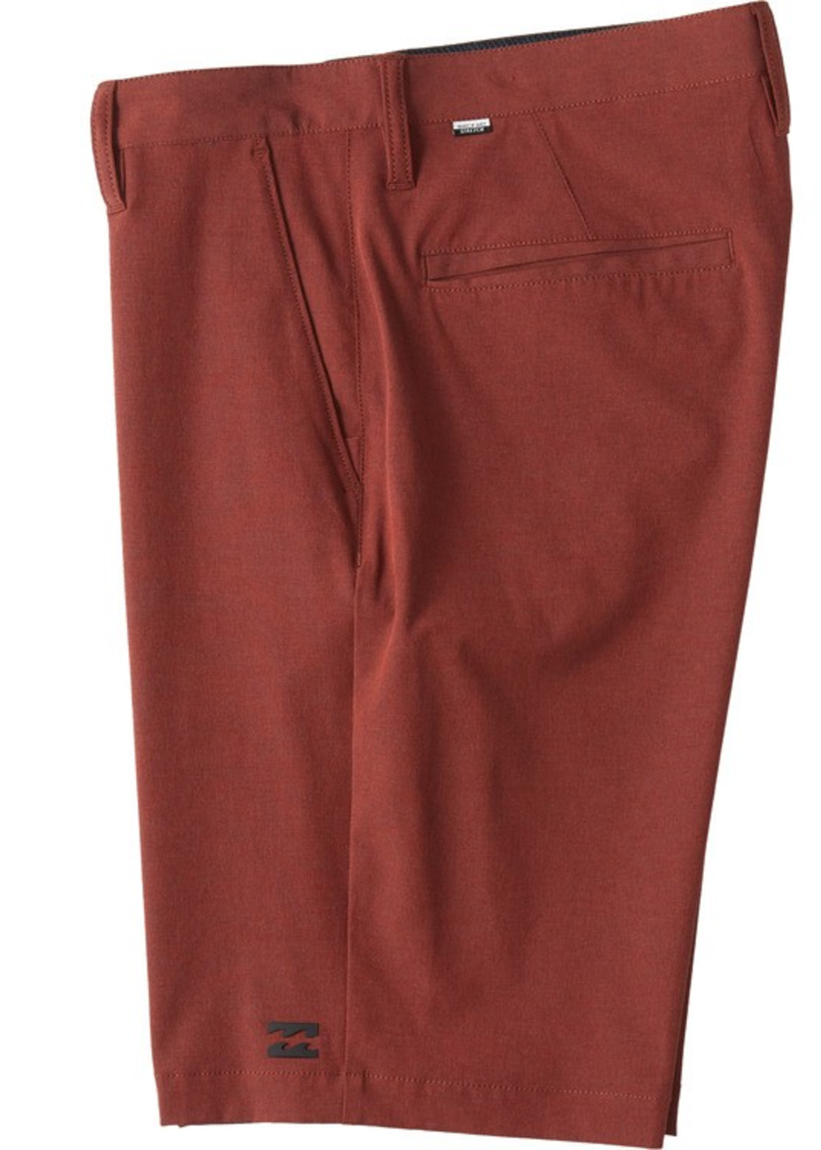 Billabong Crossfire Short - Dark Red