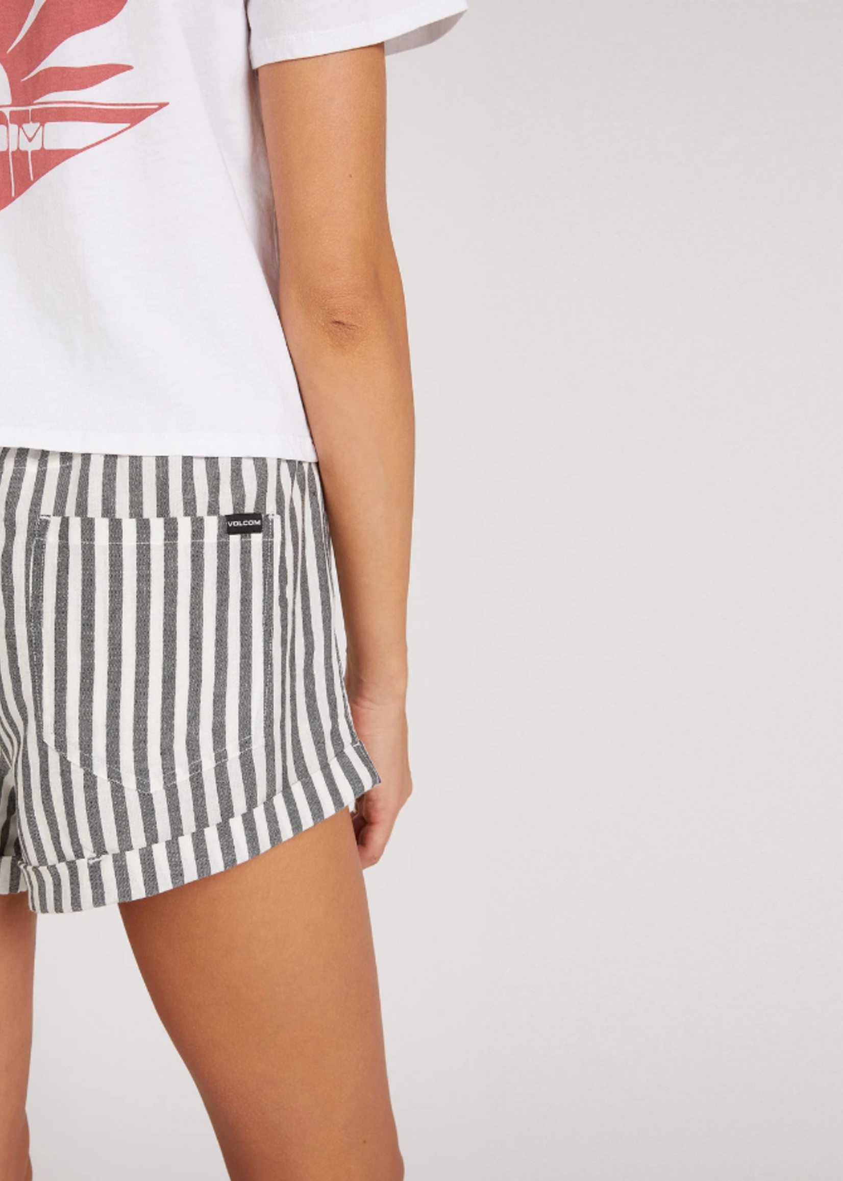 Volcom Sunday Strut Short - Stripe