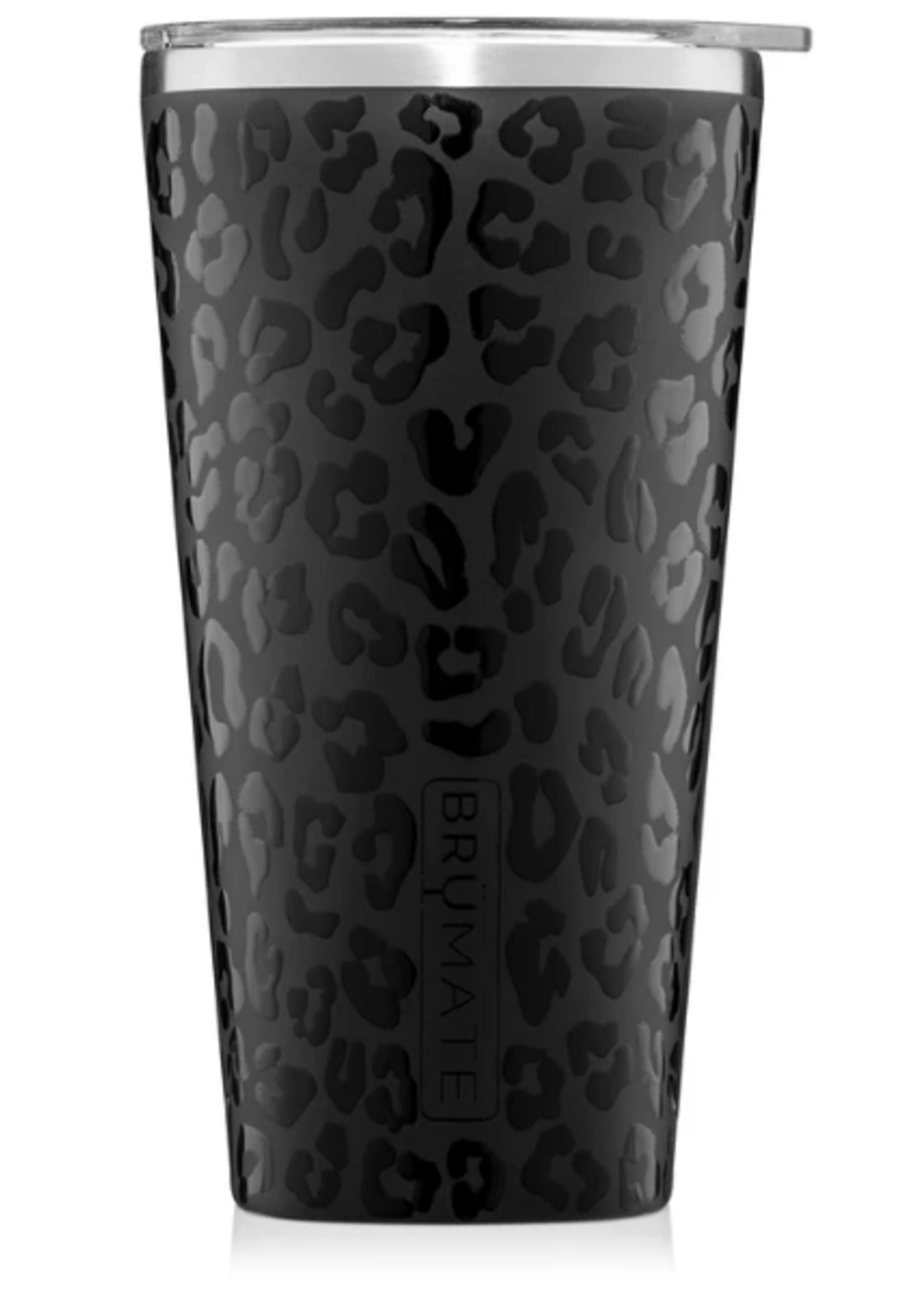 Brumate 20oz Imperial Pint - Onyx Leopard