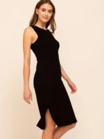 Thread & Supply Seaview Ribbed Dress - Black