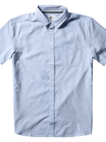 Vissla Insider SS - Grey - Vintage Blue