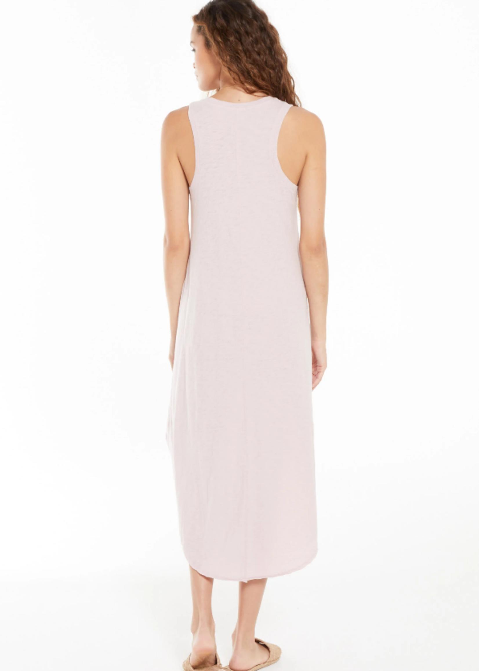 Z Supply Reverie Dress - Lilac